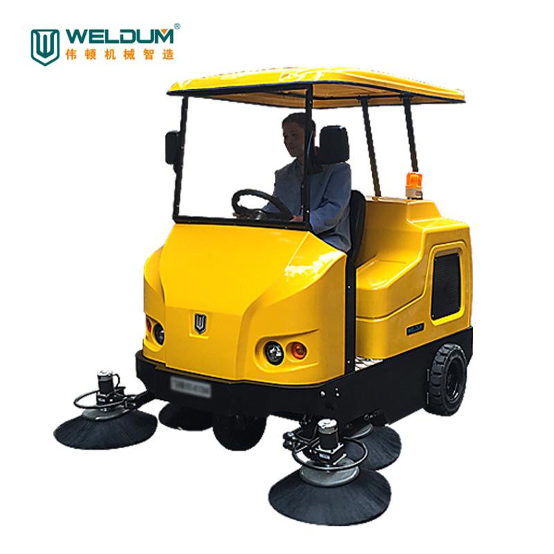 伟顿电动扫地车W1850