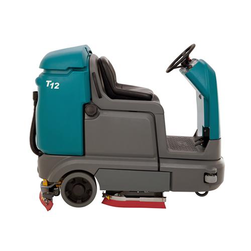 驾驶式洗地机电瓶使用方法