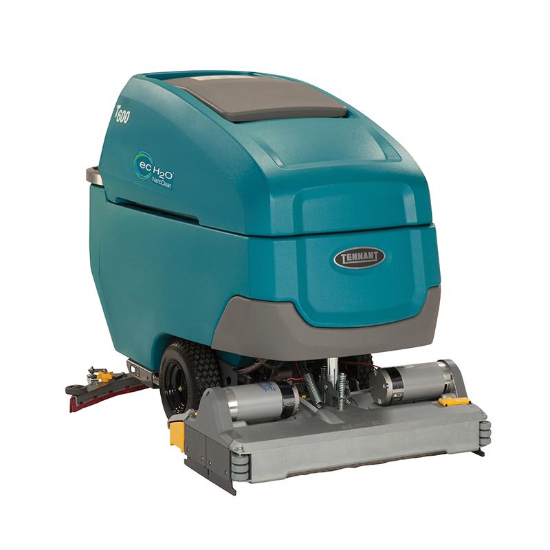 如何保养全自动洗地机