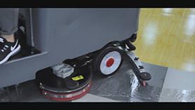 GM110BT85洗地机操作视频